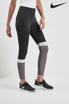 Nike Colourblock 7/8 One Leggings