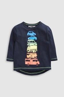 Long Sleeve T-Shirt (3mths-7yrs)