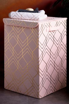 Geo Laundry Hamper