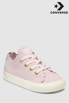Converse Infant Frill Chuck Ox Trainer