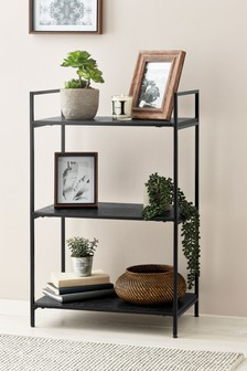 Low Black Shelf