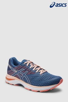 Asics Blue/Pink Gel Pulse 10 Trainer