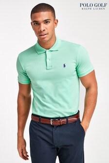 Polo Golf By Ralph Lauren Pique Polo Shirt