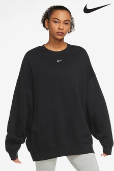 Nike Trend Fleece Oversized Crew