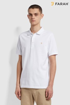Farah Blanes Short Sleeved Polo