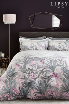 Lipsy Paloma Duvet Cover and Pillowcase Set