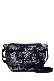 Radley Ink Medium Cross Body Zip Top Bag