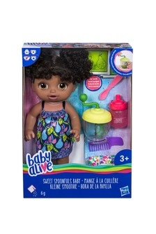 Baby Alive Sweet Spoonfuls Baby Doll Girl (AA)