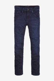 Tommy Hilfiger Boys Blue Scanton Slim Jean