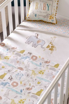 Jungle Jamboree Coverlet