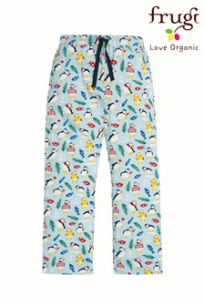 Frugi Organic Puffin Maternity Comfy Pyjama Bottom