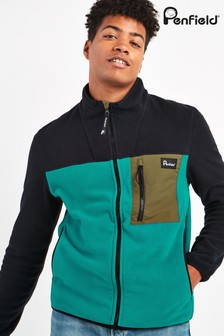 Penfield Herald Fleece Top