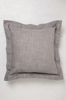 Teksturowana poduszka Oksford Edge