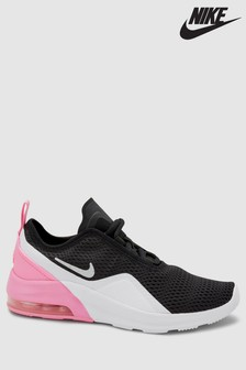 Nike Black/Pink Air Max Motion II Youth