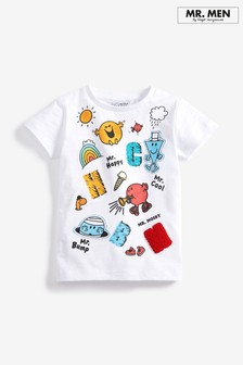 Mr Men T-Shirt (3mths-8yrs)
