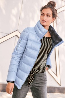 Posh Padded Jacket