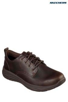 Skechers® Brown Harsen Artson Shoe