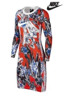 Nike Floral Printed Dress