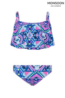 Monsoon Multi Aailyah Geo Bikini