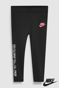 Nike Little Kids Black/Pink Legging