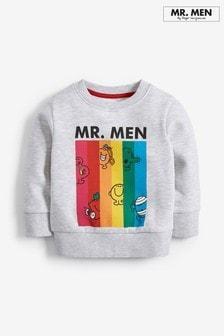 Bluza dresowa Mr Men (3m-cy-8lata)