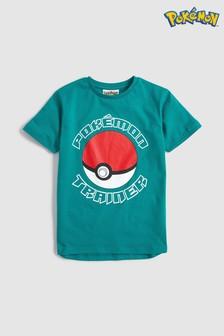 חולצת טי עם הדפס <bdo dir=&quot;ltr&quot;>Pokémon™ Trainer</bdo> (גילאי 3 עד 14)