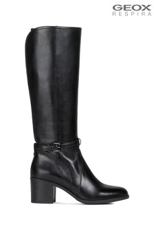 Geox Women's Glynna Brown Boots