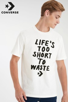 Converse Lifes Short Stack T-Shirt