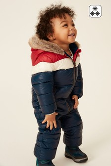 Colourblock Showsuit (3mths-7yrs)