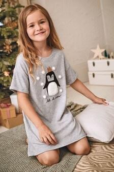 Penguin Nightie (3-16yrs)