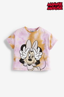 License Disney™ Minnie Mouse™ Tie Dye T-Shirt (3-16yrs)