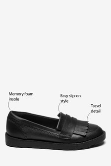 Fringe Loafers (Older)