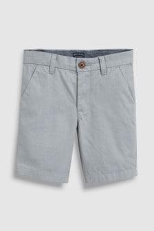 מכנסי צ'ינו קצרים (גילאי 3 עד 16)