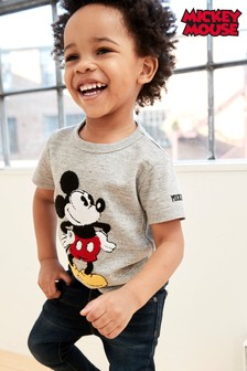 Mickey Mouse™ Bouclé T-Shirt (3mths-8yrs)
