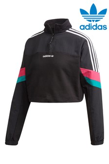 adidas Originals Tech 1/4 Zip Top
