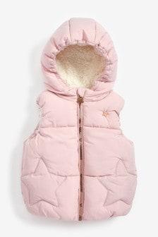 防雨星星口袋背心 (3個月至7歲)