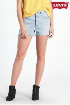 Pantaloni scurți Levi's® 501® cu talie înaltă