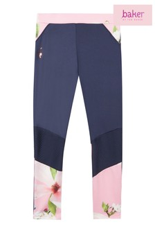 4e259e135 baker by Ted Baker Younger Girls Printed Legging