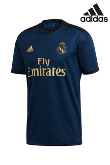 adidas Real Madrid FC 19/20 Jersey Top