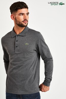 Lacoste® Sport L1330 Long Sleeve Polo