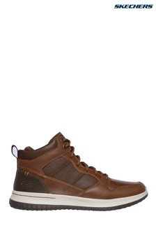 Skechers® Brown Delson-Ralcon Shoe