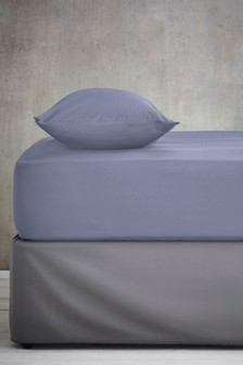 Cotton Rich Deep Fitted Sheet