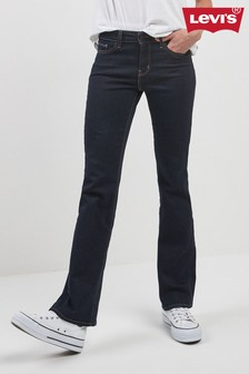 Levi's® 715™ Bootcut-Jeans, Dark Wash