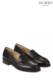 Hobbs Black Freya Loafer