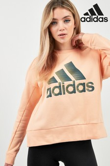 adidas ID Glam Crew Top