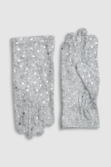 Jersey Star Foil Gloves