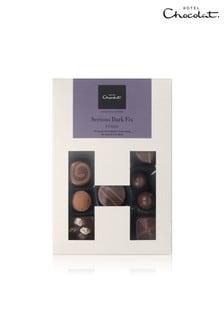 Hotel Chocolat Serious Dark Fix Hbox