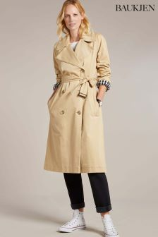 Baukjen Camel Ashton Trench Coat