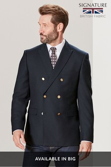 Signature British Wool Blazer