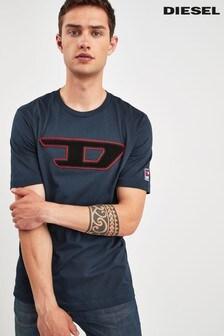 Diesel® Division Logo T-Shirt
